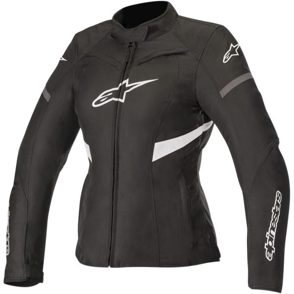 Geci Textil - Dama Alpinestars Geaca Textila Dama Stella T-Kira Waterproof Black/White 2020