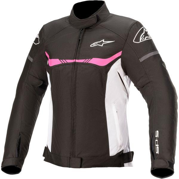 Geci Textil - Dama Alpinestars Geaca Textila Dama STELLA T-SPS WATERPROOF Black/Fuchsia 2020
