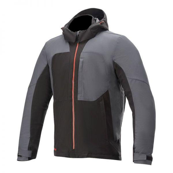 Geci Moto Textil Alpinestars Geaca Moto Textila Stratos V2 Techshell Drystar Black/Red 2020