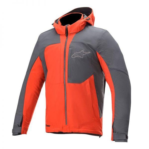 Geci Textil Alpinestars Geaca Textila Stratos V2 Techshell Drystar Red/Gray 2020