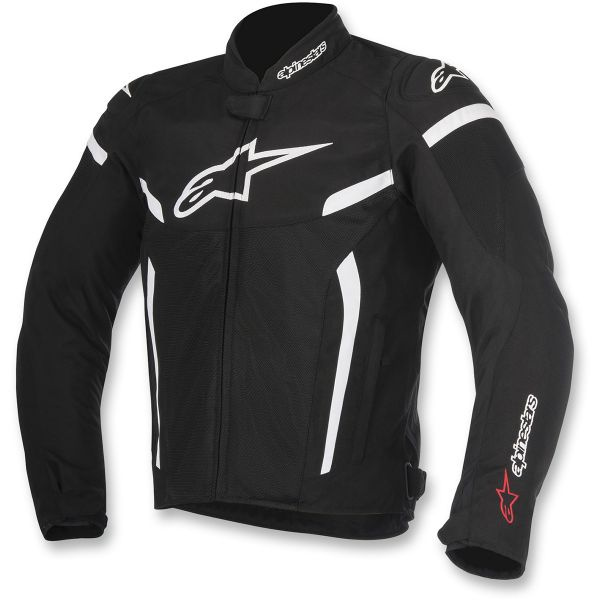 Geci Textil Alpinestars Geaca Textila T-GP Plus R V2 Air Black/White 2020