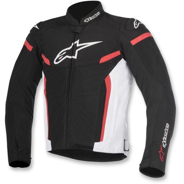 Geci Textil Alpinestars Geaca Textila T-GP Plus R V2 Air Black/White/Red 2020