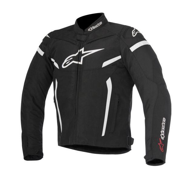 Geci Moto Textil Alpinestars Geaca Moto Textila T-GP Plus R V2 Black/White 2020