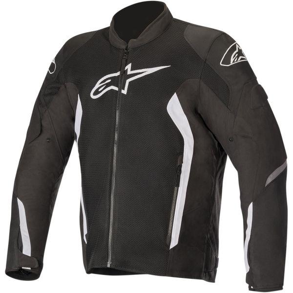 Geci Textil Alpinestars Geaca Textila VIPER V2 AIR Black/White 2020