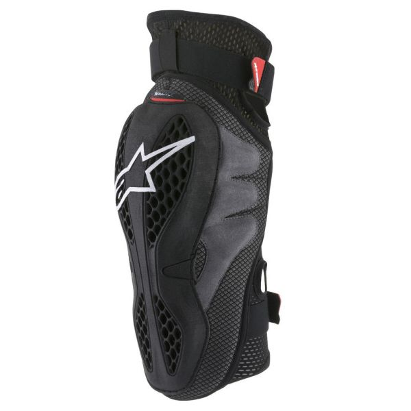 Genunchiere si Orteze Alpinestars Genunchiere Sequence Black/Red 2019