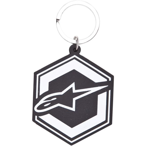 Suveniruri Alpinestars Ignition Logo Keyfob Black