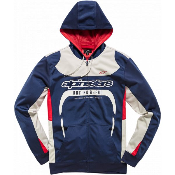 Geci/Hanorace Casual Alpinestars Jacheta Gluga Sessions Zip Nv