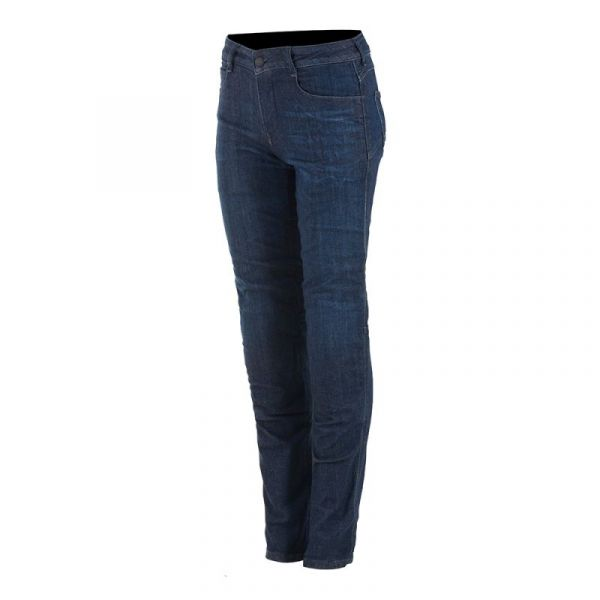 Jeans Moto - Dama Alpinestars Jeans Moto Dama STELLA DAISY V2 RINSE PLUS Blue 2020