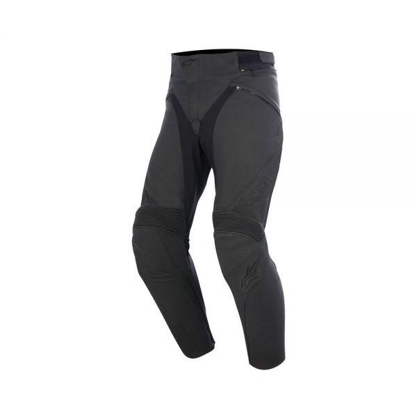 Pantaloni Piele Alpinestars LICHIDARE STOC Pantaloni Piele Jagg Black