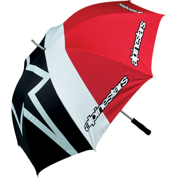 Suveniruri Alpinestars Logo Print Umbrella Black/Red/White