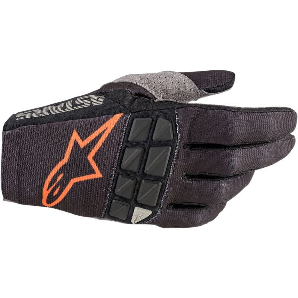 Manusi MX-Enduro Alpinestars Manusi Racefend S20 Black/Orange