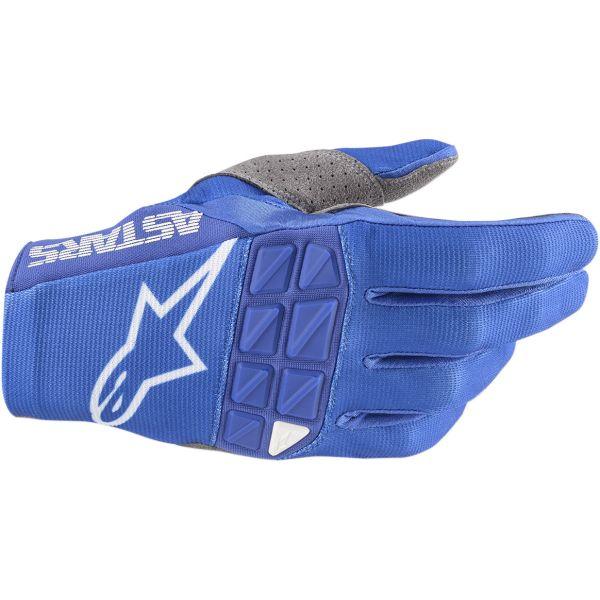 Manusi MX-Enduro Alpinestars Manusi Racefend S20 Blue/White