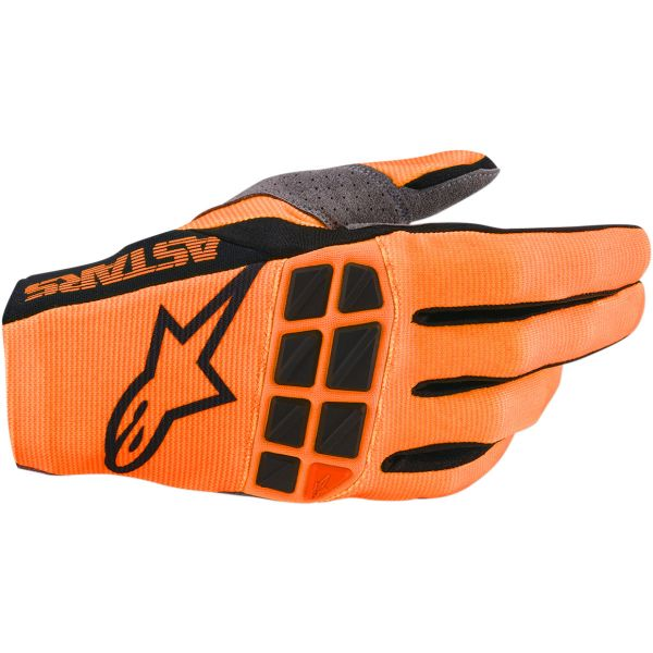 Manusi MX-Enduro Alpinestars Manusi Racefend S20 Orange/Black