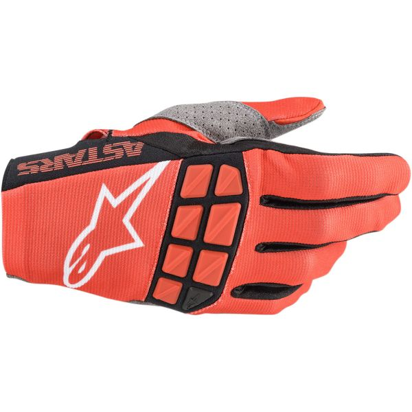 Manusi MX-Enduro Alpinestars Manusi Racefend S20 Red/White