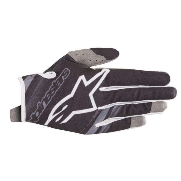 Manusi MX-Enduro Alpinestars Manusi Radar Black/Gray S9