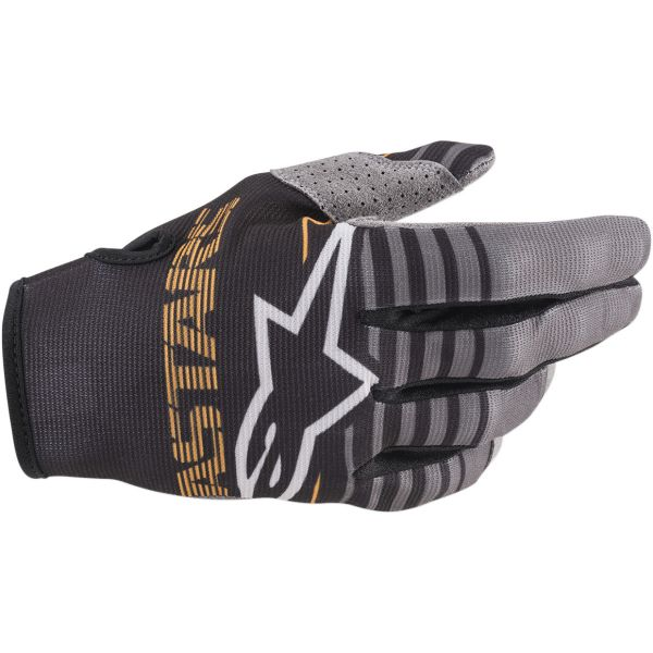 Manusi MX-Enduro Alpinestars Manusi Radar S20 Black/Yellow