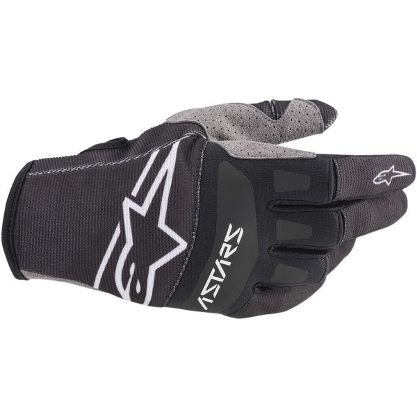 Manusi MX-Enduro Alpinestars Manusi Techstar S20 Black/White