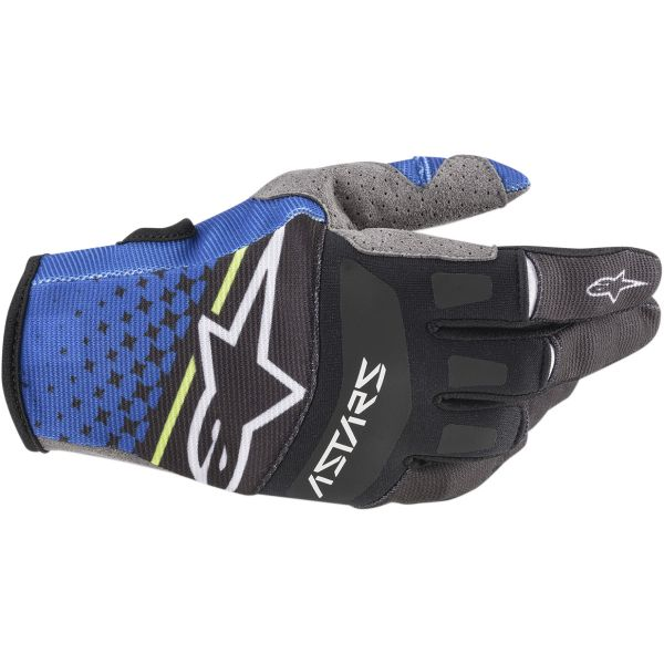 Manusi MX-Enduro Alpinestars Manusi Techstar S20 Blue/Black