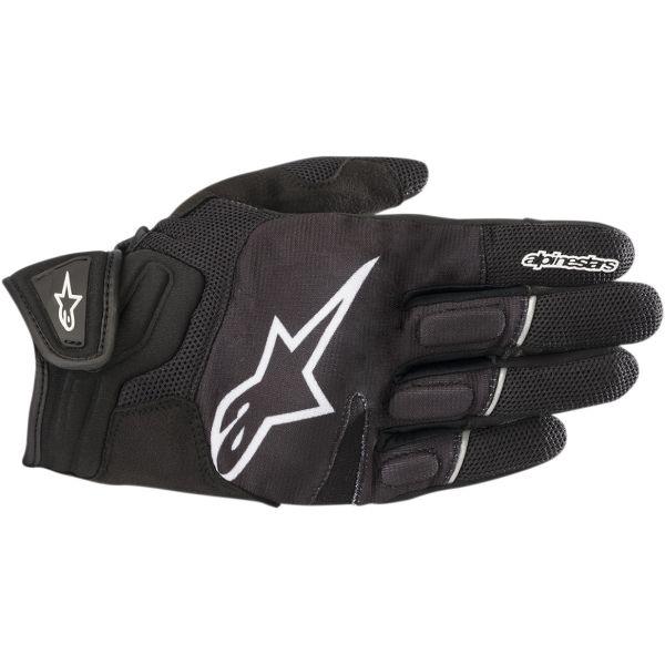 Manusi Sport si Piele Alpinestars Manusi Textile Atom Black/White 2020