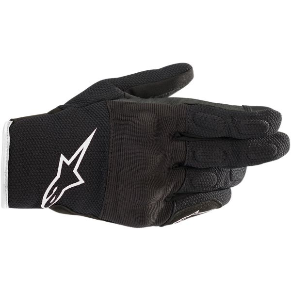 Manusi Moto Dama Alpinestars Manusi Textile Dama Stella S Max Drystar Black/White 2020
