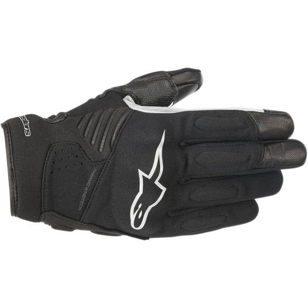 Manusi Sport Alpinestars Manusi Textile Faster Black/White 2020