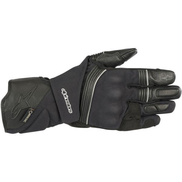 Manusi Moto Touring Alpinestars Manusi Textile Jet Road V2 Gore Tex Gore Grip Black 2020
