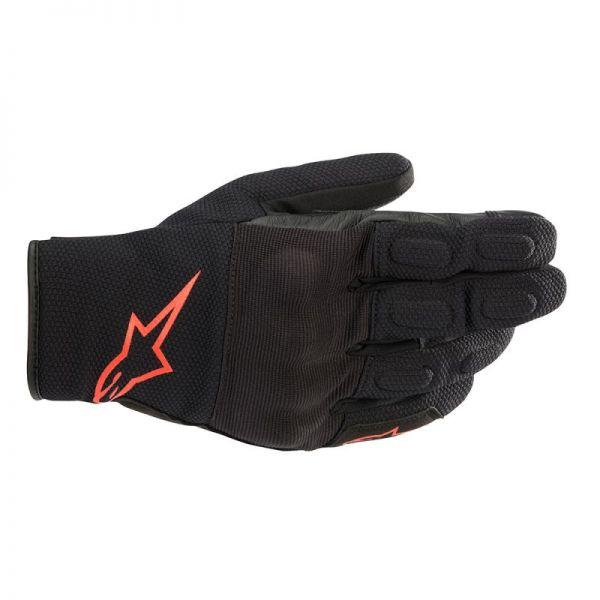 Manusi Moto Touring Alpinestars Manusi Textile S Max Drystar Black/Red 2020