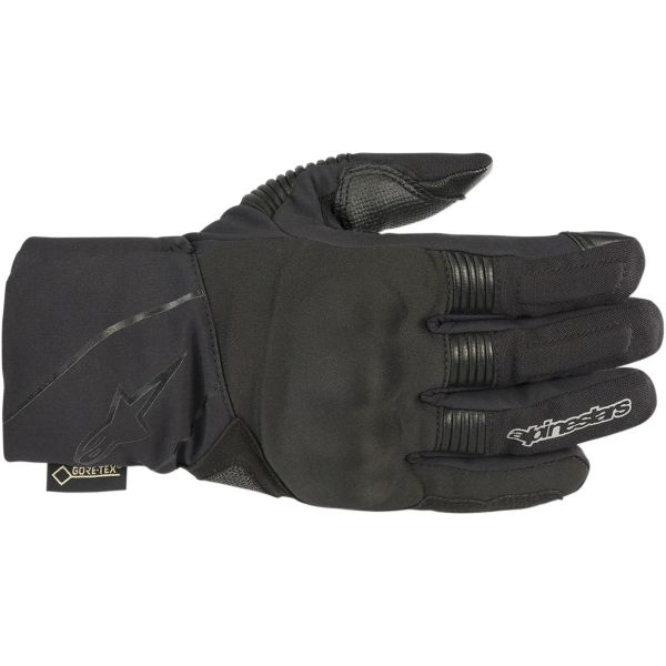 Manusi Touring Alpinestars Manusi Textile Winter Surfer Gore Tex Gore Grip Black 2020