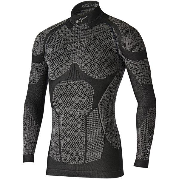 Lenjerie Protectie Alpinestars MX Ride Tech Winter Long Sleeve Layer Black/Gray