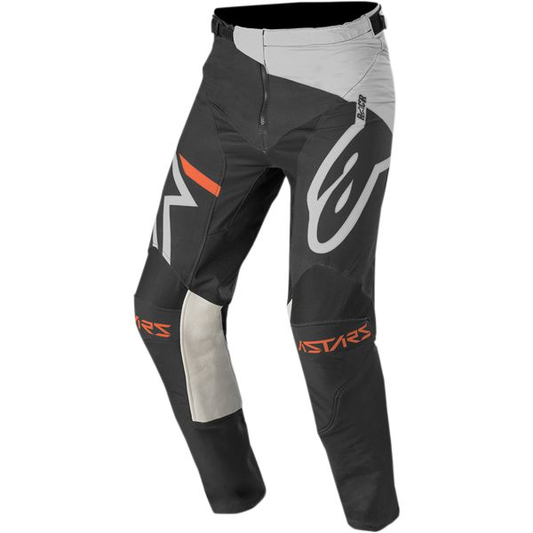 Pantaloni MX-Enduro Copii Alpinestars Pantaloni Copii Racer Compass S20 Gray/Black