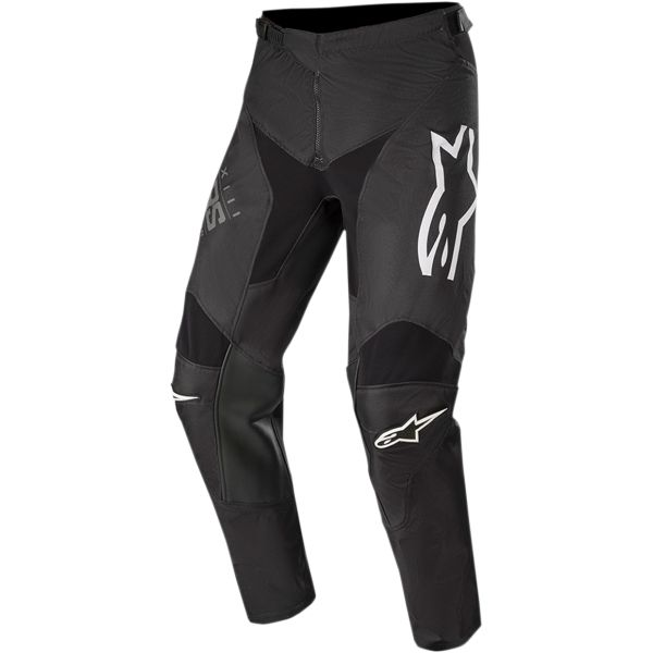 Pantaloni MX-Enduro Copii Alpinestars Pantaloni Copii Racer Graphite S20 Gray/Black