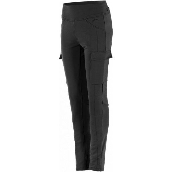 Pantaloni Moto Textil - Dama Alpinestars Pantaloni Dama Iria Negru 2020