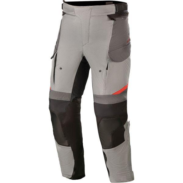 Pantaloni Moto Textil Alpinestars Pantaloni Moto Textil Andes v3 Rainsuit Grey/Dark Grey 2021