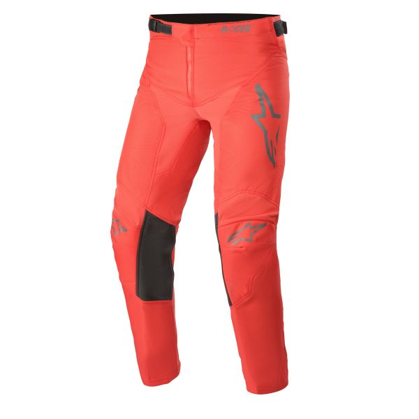 Pantaloni MX-Enduro Copii Alpinestars Pantaloni MX Copii Racer Compass Rosu/Antracit 2021