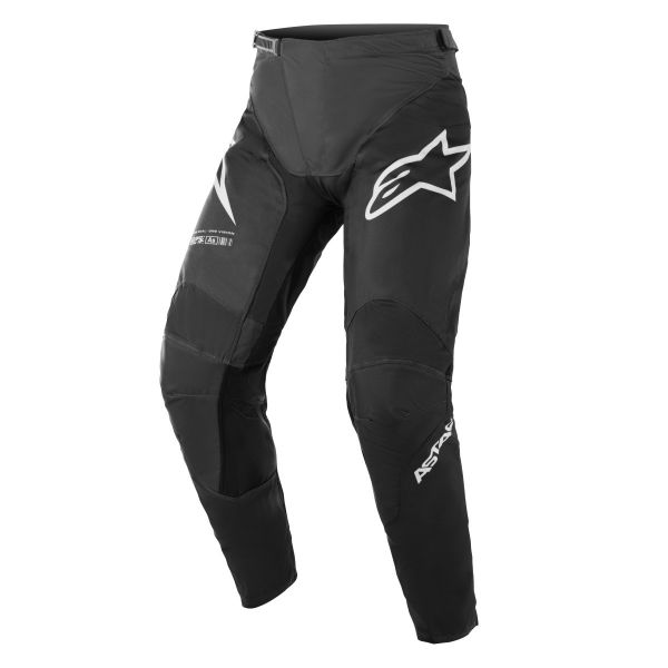 Pantaloni MX-Enduro Alpinestars Pantaloni MX Racer Braap Negru/Gri 2021