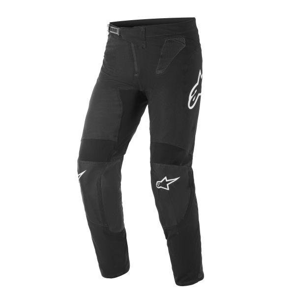 Pantaloni MX-Enduro Alpinestars Pantaloni MX Supertech Blaze Negru 2021