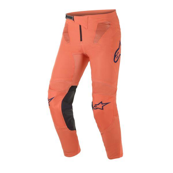Pantaloni MX-Enduro Alpinestars Pantaloni MX Supertech Blaze Portocaliu 2021