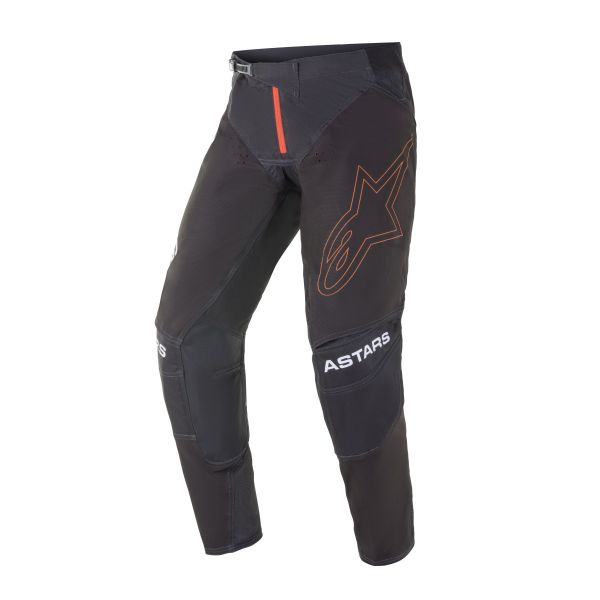 Pantaloni MX-Enduro Alpinestars Pantaloni MX Techstar Phantom Antracit/Portocaliu 2021