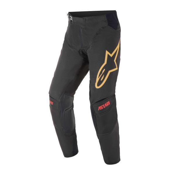 Pantaloni MX-Enduro Alpinestars Pantaloni MX Techstar Venom Negru/Rosu 2021