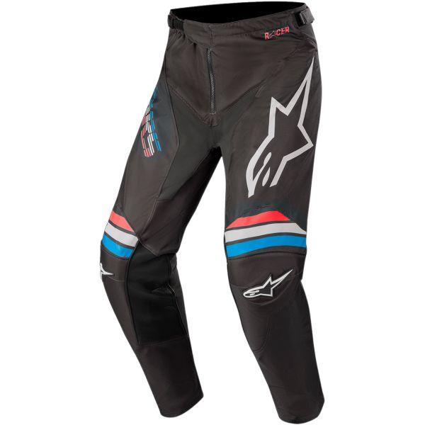 Pantaloni MX-Enduro Alpinestars Pantaloni Racer Braap S20 Black/Gray