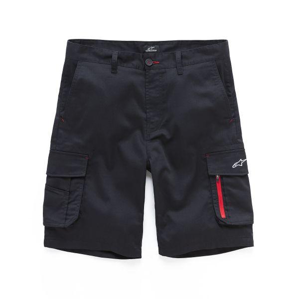 Pantaloni Casual Alpinestars Pantaloni Scurti Pitpass Cargo Bk
