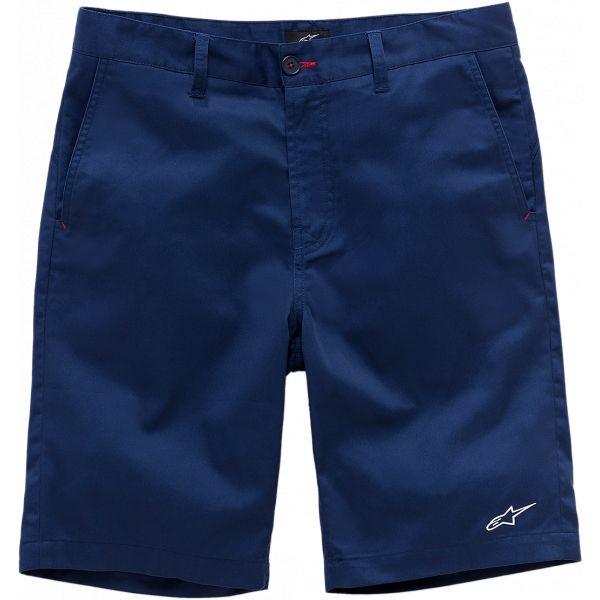 Pantaloni Casual Alpinestars Pantaloni Scurti Telemetric Navy