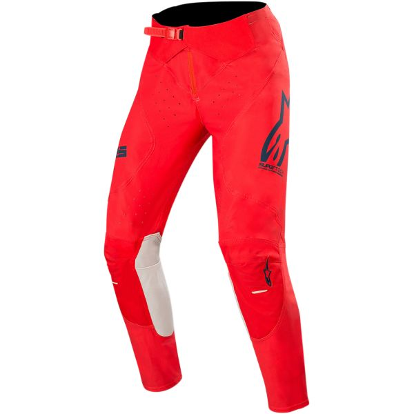 Pantaloni MX-Enduro Alpinestars Pantaloni Supertech S20 Red/Navy/White