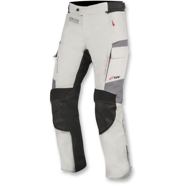 Pantaloni Textil Alpinestars Pantaloni Textili Andes V2 Drystar Light Gray/Dark Gray 2020