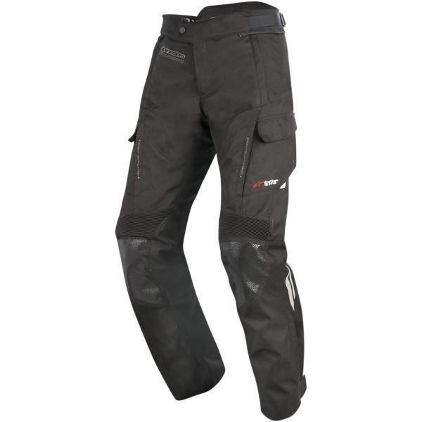 Pantaloni Moto Textil Alpinestars Pantaloni Andes V2 Drystar WP Negru