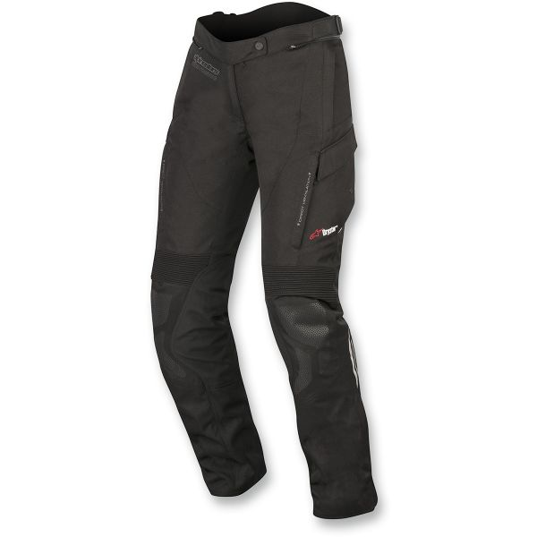 Pantaloni Moto Textil - Dama Alpinestars Pantaloni Dama Stella Andes Drystar V2 Negru