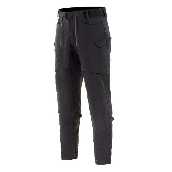 Pantaloni Moto Textil Alpinestars Pantaloni Textili JUGGERNAUT RIDING Negru 2020