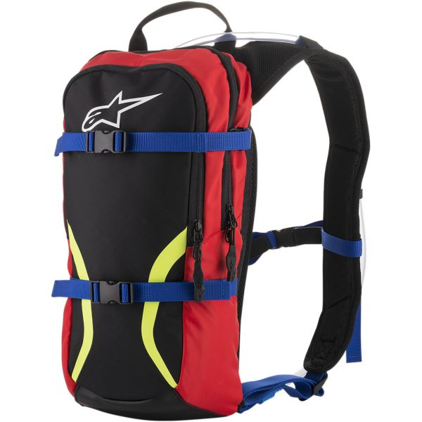 Alpinestars Rucsac Hidratare Iguana Black/Blue/Red 2019