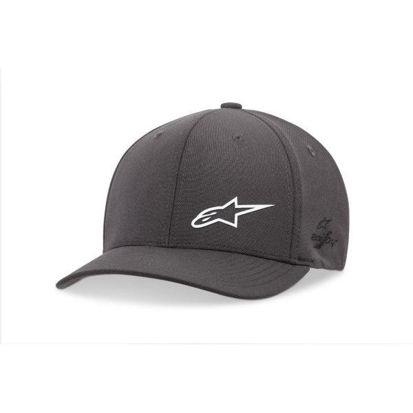 Sepci Alpinestars Sapca Asym S-Tech Black/Gray