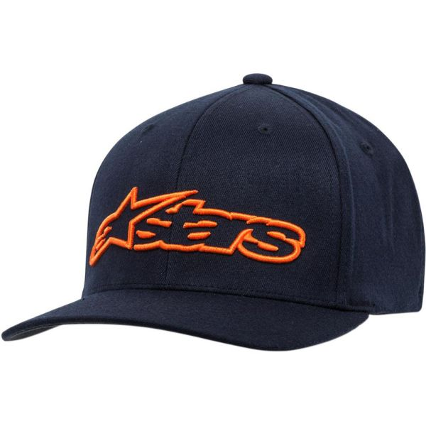Sepci Alpinestars Sapca Blaze Flex Navy/Orange
